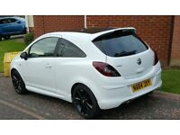 Vauxhall Corsa 1.2 i 16v Limited Edition 3dr (a/c) - White 64 Plate