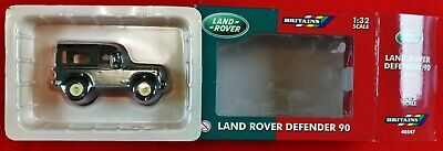 Britains Land Rover Defender 90 1:32 Scale Model No 40547.
