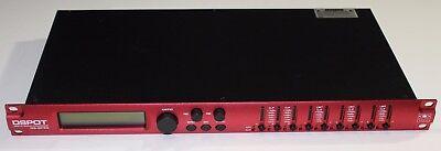 Galaxy Audio Dspot Ds Sp36 Rackmount 3X6 Speaker Processor Crossover Rack