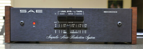 SAE 5000A Impulse Noise Reduction System