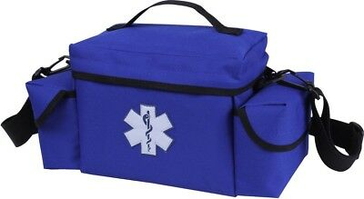 Royal Blue Ems Emt Medical Emergency Rescue Response Mini Shoulder Bag