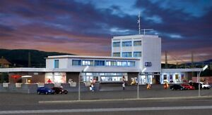 SH Kibri 37400 Bahnhof Böblingen mit Etageninnenbeleuchtung Bausatz Spur N