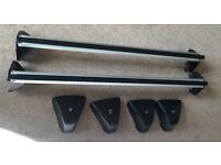 Roof bars for Vauxhall Astra 2011