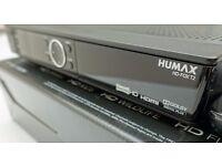 Humax HD-Fox T2 HD Freeview set-top box