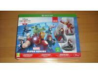 Brand New Xbox One Disney Infinity 2.0 Marvel Super Heroes