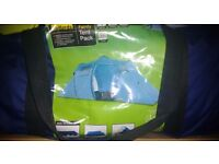 Halfords 4 Man Family Tent