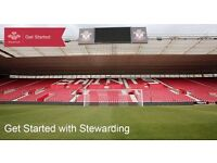 Get Started with Stewarding in Partnership with Southampton Football Club