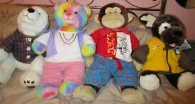 Build- A -Bears - Clothed Build A Bears - all in great condition Sold individually