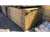 🐛 TIMBER/ WOODEN SCAFFOLD BOARDS ~ 2.4M ~ NEW