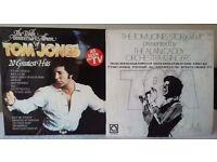 The 10th Anniversary Double Album of Tom Jones 20 Greatest Hits and The Tom Jones Story - Volume II