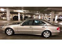 Mercedes 2005 Automatic Full Extras E Class 2.7 E270 CDI Avantgarde 4dr 2005 FULL EXTRAS ECONOMICAL