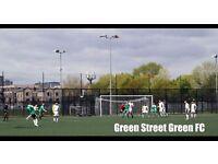 PLAYERS WANTED - Green Street Green FC 2017/2018 (Sunday League Men's Team)