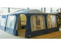 Conway Festival 2009 trailer tent like cabanon trigano
