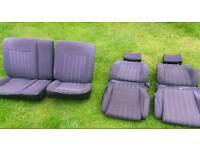 VW Mk2 Golf GTi Seats Full Set
