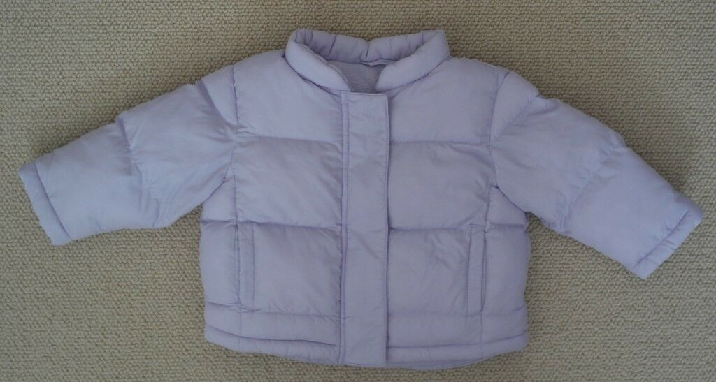 526339ffc Baby girl M S winter jacket age 9 - 12 months