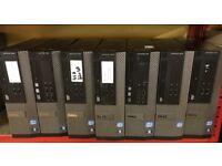 Dell Optiplex 3010/790/990,Core i5 3rd Gen,320GB HDD,4GB RAM, Windows 7/10,Office 2010