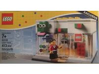 40145 LEGO Store, Brand New sealed set