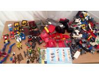 Bundle of megabloks/other building blocks - TMNT, Pirates Caribbean, spiderman etc