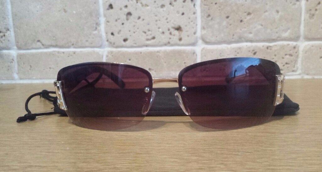 brand new pair of sunglasses