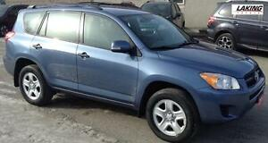 2011 Toyota RAV4 AWD LOW KILOMETERS DEALER MAINTAINED Clean Car