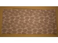 Quality Beige and Cream Roman Blind