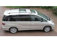 Toyota Previa D4D 2.0 Diesel 7 Seater Genuine 120,750 Miles And Full Toyota Dealer Service History