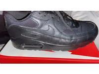 Prems Black Nike air max 90s