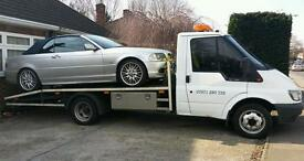 Scrap my Car/Van Unwanted MOT Failures Non runners bought for cash