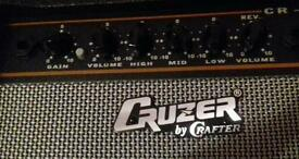 Electrical guitar amp