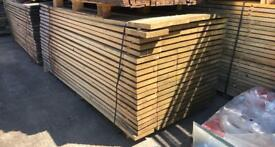 🌞 2.4M Wooden Scaffold Boards > New