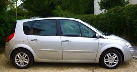 Renault SCENIC 2008 + 9 months MOT - Great Family Car!