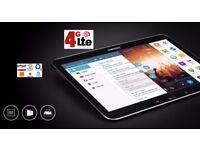 Samsung Galaxy Tab 4 SM-T535 (10.1 inch) Tablet - WLAN 3G 4G LTE