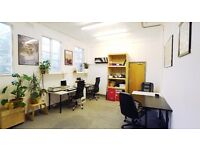 Desk Space in shared studio office, great natural light. Bermondsey Peckham New Cross photo video