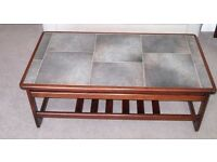 Large Coffee Table - Anbercraft - Quality, hand finished