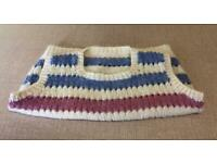 Hand Knitted Sleeveless Top