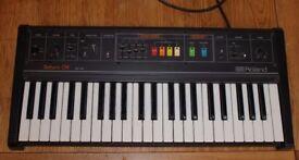 Roland Saturn 09 Analogue Vintage synth/organ.