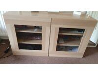 Wood TV Stand / Wardrobe