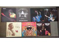 Jimi Hendrix records x12 . Many 1st press and rare vinyl. rock