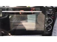 Nuo Mini Oven with Hob excellent condition FREE DELIVERY