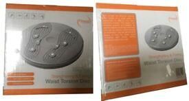 waist torsion disc