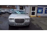 Chrysler 3300c auto can come with a 3 months warranty