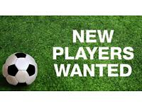 Looking for football players (Adults)