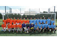 London football. Join Football Team: Players wanted: 11 aside football. South West London Football T