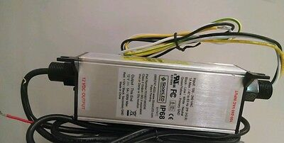 Sloan Led Modular 60w 12 Volt Ip68-rated Dc Power Supply 701507-modw
