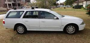 2002 FALCON WAGON SUIT BACKPACKER, TRADIE, FAMILY etc Wentworthville Parramatta Area Preview