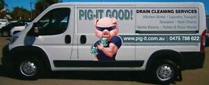 Pig-It Drain Cleaning  - Blocked Drain Specialist. Mount Lawley Stirling Area Preview