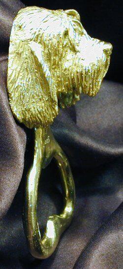 OTTERHOUND Bottle Opener in Bronze