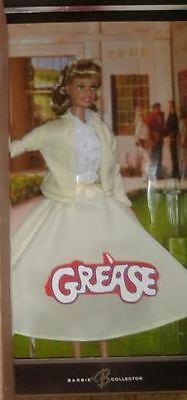 sandy Grease 2004 Yellow dress Barbie Doll Olivia Newton John collector edition