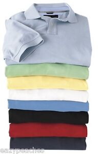 Tommy-Hilfiger-NEW-Mens-Size-S-3XL-Ivy-Pima-Cotton-Pique-Polo-Sport-Shirt-TH-NWT