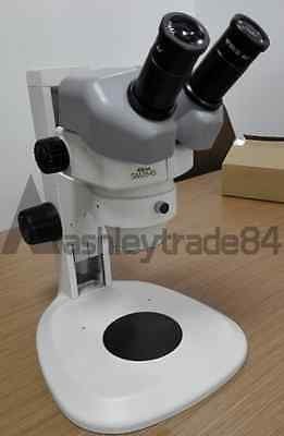 1pcs Nikon Smz645 Stereo Zoom Microscope Tested